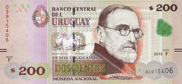 1page essay on uruguay