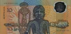 Австралия: 10 долларов (1988 г.) (юбилейная)