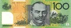 Австралия: 100 долларов (2002-14 г.)