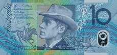 Австралия: 10 долларов (2002-13 г.)