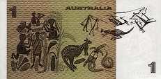 Австралия: 1 доллар (1974-83 г.)