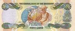 Багамы: 50 центов 2001 г.