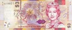Багамы: 3 доллара 2019 г.
