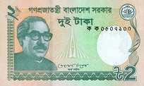 Бангладеш: 2 така 2011-17 г.
