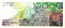 Бельгия: 10000 франков (1992 г.)