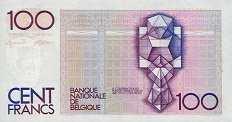 Бельгия: 100 франков (1982 г.)