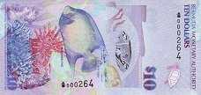 Бермуды: 10 долларов 2009 г.