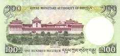 Бутан: 100 нгултрумов 2006 г.