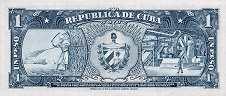 Куба: 1 песо 1959 г.