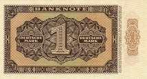 ГДР: 1 марка 1948 г.