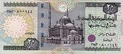 Египет: 20 фунтов 2001-16 г.