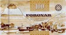 Фареры: 100 крон 2011 г.