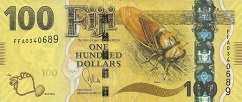 Фиджи: 100 долларов (2012 г.)