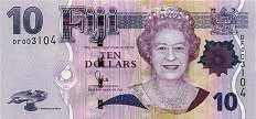 Фиджи: 10 долларов (2011 г.)