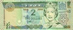 Фиджи: 2 доллара (2002 г.)