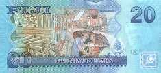 Фиджи: 20 долларов (2012 г.)