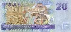 Фиджи: 20 долларов (2007 г.)