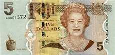 Фиджи: 5 долларов (2011 г.)
