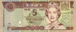 Фиджи: 5 долларов (2002 г.)