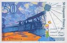 Франция: 50 франков 1994 г.