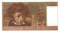 Франция: 10 франков 1972-78 г.