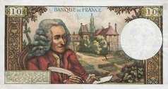 Франция: 10 франков 1963-73 г.