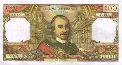 Франция: 100 франков 1964-79 г.