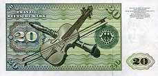 ФРГ: 20 марок 1980 г. (без надписи)