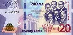 Гана: 20 седи 2019 г.