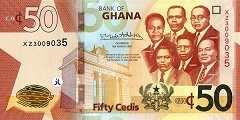 Гана: 50 седи 2019 г.