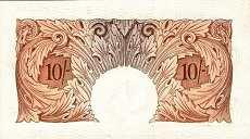 Англия: 10 шиллингов (1948-60 г.)