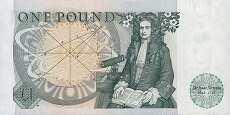 Англия: 1 фунт (1978-84 г.)