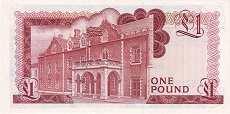 Гибралтар: 1 фунт 1988 г.