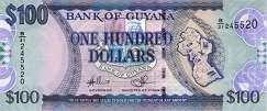 Гайана: 100 долларов (2005 г.)