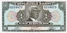 Гаити: 1 гурд 1979 г.