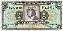 Гаити: 1 гурд 1979 (1984) г.