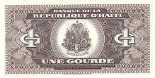 Гаити: 1 гурд 1989 г.