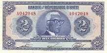 Гаити: 2 гурда 1979 г.
