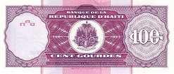 Гаити: 100 гурдов 2000 г.