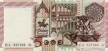 Италия: 5000 лир 1979-83 г.