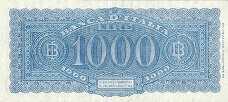 Италия: 1000 лир 1944 г.