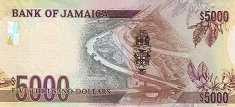 Ямайка: 5000 долларов 2009-10 г.
