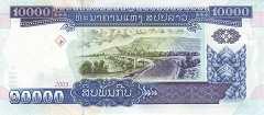 Лаос: 10000 кипов 2003 г.