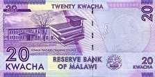 Малави: 20 квачей 2012 г.