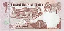 Мальта: 1 лира (1979 г.)