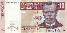 Малави: 10 квачей 2003-04 г.