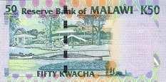 Малави: 50 квачей 2004 г. (юбилейная)