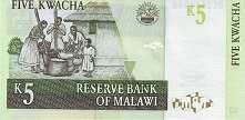 Малави: 5 квачей 1997-2005 г.