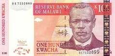 Малави: 10 квачей 2001-11 г.