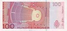Норвегия: 100 крон 1995-1999 г.